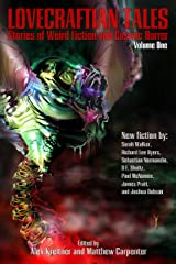 Lovecraftian Tales: Stories of Weird Fiction and Cosmic Horror Kindle Edition