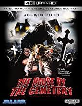 The House By The Cemetery [4K Ultra HD] [Blu-ray]