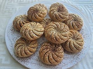 Organic Mamoul with Date & Walnuts 500 g