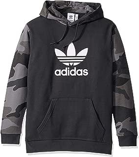 adidas Originals Men's Camo Hooded Sweatshirt