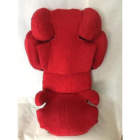Sommerbezug Schonbezug Für Cybex Solution Z Fix Frottee 100 Baumwolle Rot Baby