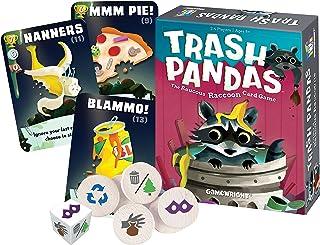 Trash-Pandas Card Games