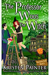 The Professor Woos The Witch (Nocturne Falls Book 4) (English Edition) Format Kindle