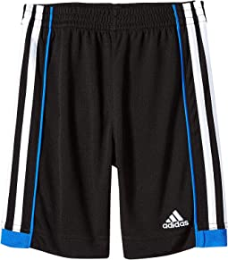 adidas Kids - Next Speed Shorts (Toddler/Little Kids)