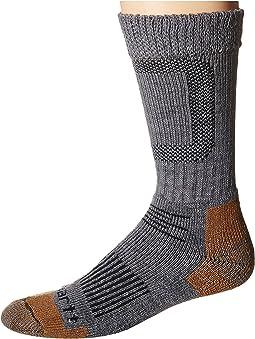 Carhartt Merino Wool Comfort Stretch Steel Toe Socks 1-Pair Pack
