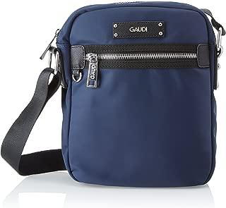 (Blue) - Gaudi Men's Bside Shoulder Bag