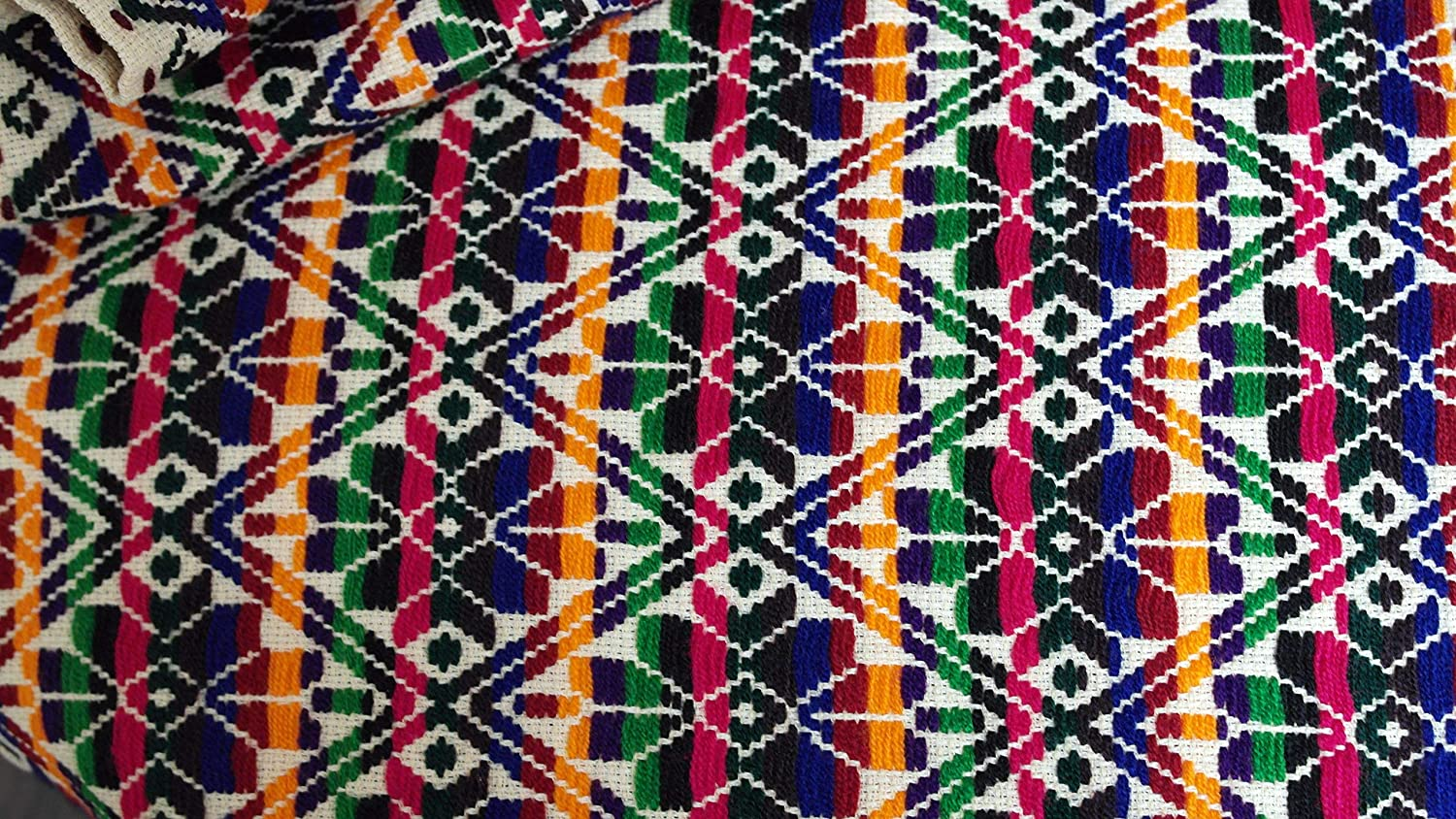 Mexican Woven Rebozo Table decoration Runner New Discount mail order color Home