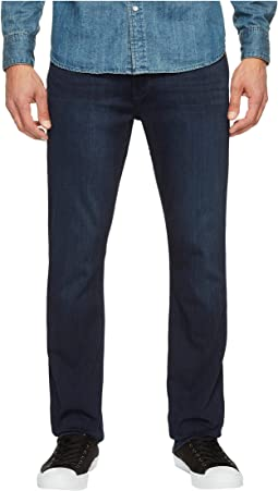 Paige - Federal Slim Straight Leg Soft Comfort Stretch in Russ