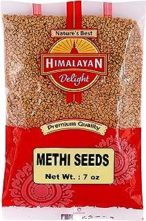 Nature's Best Himalayan Delight Fenugreak (Methi Seeds), 7 oz