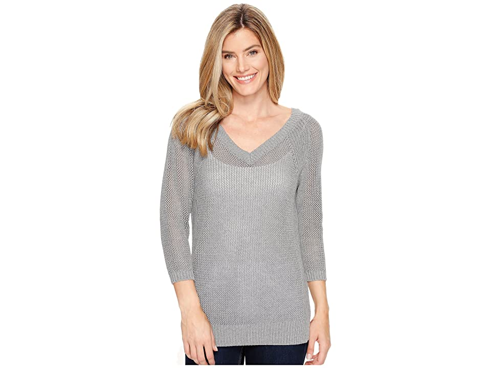Lole Mable Sweater (Medium Grey Heather) Women