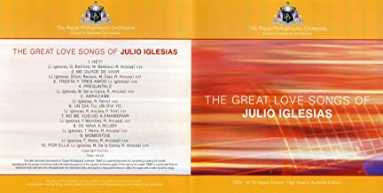 The Great Love Songs of Julio Iglesias