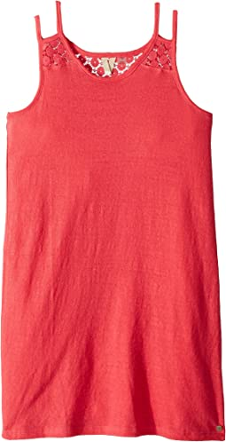 Roxy Kids Bright New Day Dress (Big Kids)