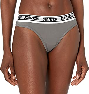 Starter womens 1-pack Cotton Stretch Thong Panty