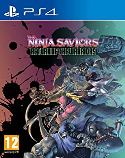 The Ninja Saviors: Return Of The Warriors For PlayStation 4 - PlayStation 4 [Importación inglesa]