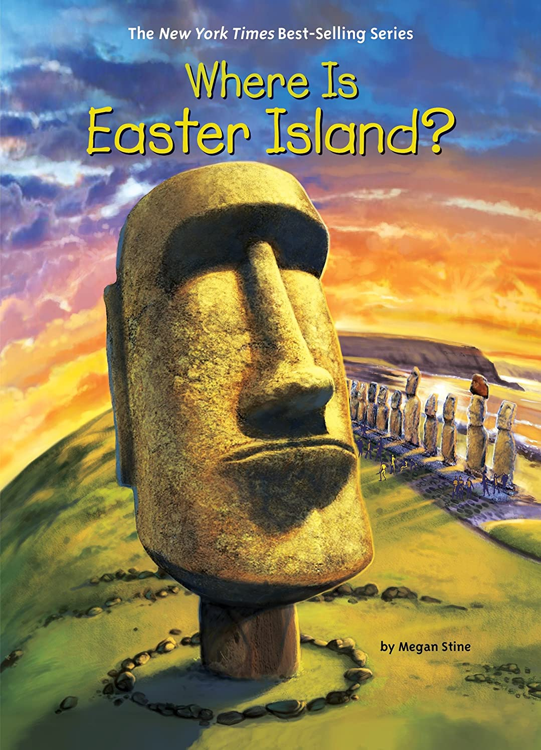 Where Is Easter Island? (Where Is?) (English Edition)