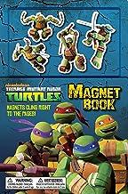 TMNT MAGNET BOOK