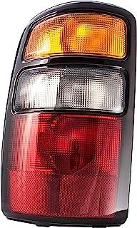 Dorman 1611108 Driver Side Tail Light Assembly for Select Chevrolet/GMC Models