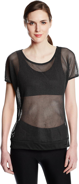 PUMA Women's Mesh T-Shirt