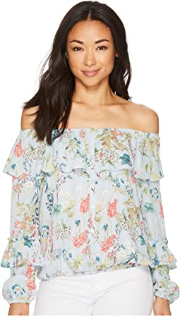 Sanctuary - Aisley Ballet Neck Top