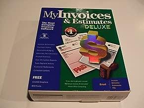 My Invoices & Estimates Deluxe