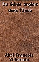 Du Génie anglais dans l'Inde (French Edition)