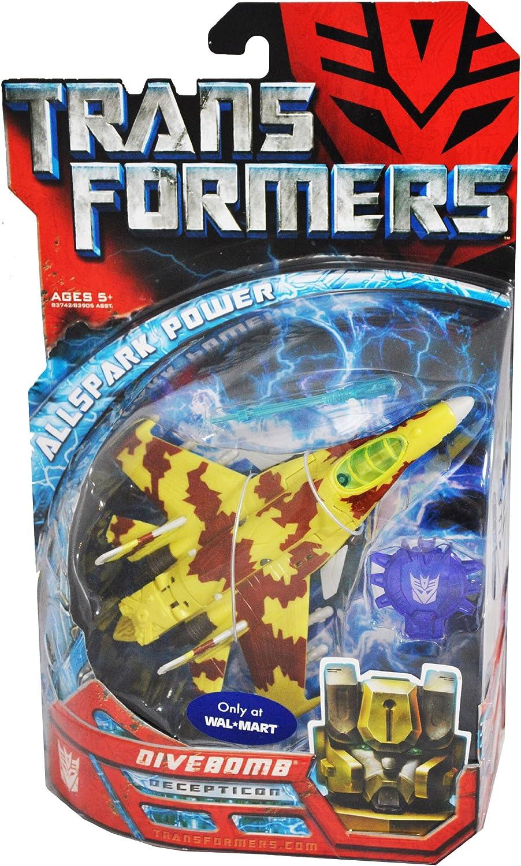 Transformers Movie Hasbro Exclusive Deluxe Action Figure Allspark Power Divebomb