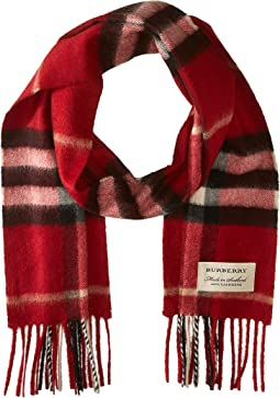 Burberry Kids Exploded Check Cash Scarf (Little Kids/Big Kids)