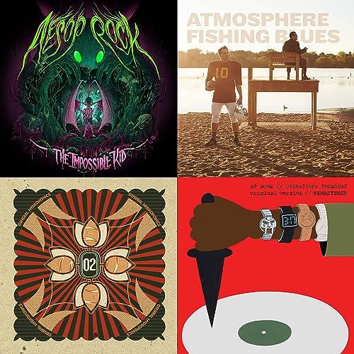 Amazon.com: Alternative Hip-Hop Workout: Atmosphere ...