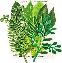 Prima Marketing Inc. 635633 Prima Flowers Leaf Embellishments - Evergreen, Multicolor