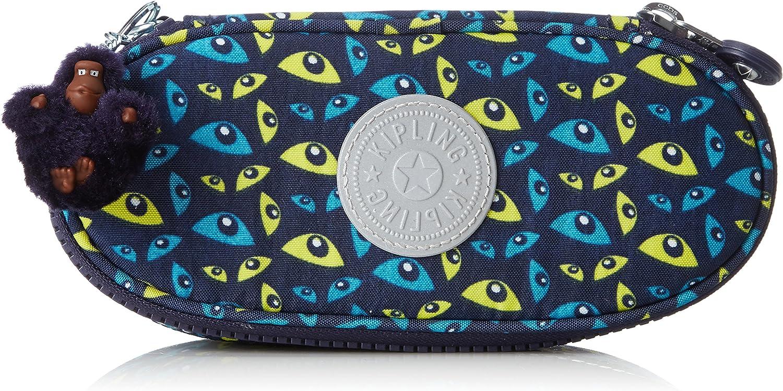 Kipling Duobox Federmäppchen, Federmäppchen, Federmäppchen, 20 cm, 1 L, Nocturnal Eye B07BHT3L2K | Bevorzugtes Material  efcc4c