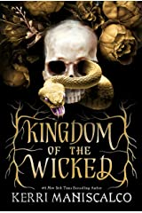 Kingdom of the Wicked: TikTok made me buy it! The addictive and darkly romantic fantasy (English Edition) Format Kindle