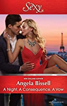 A Night, A Consequence, A Vow (Ruthless Billionaire Brothers Book 1)