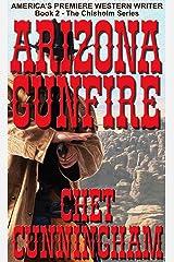 Arizona Gunfire (Chisholm Book 2) Kindle Edition