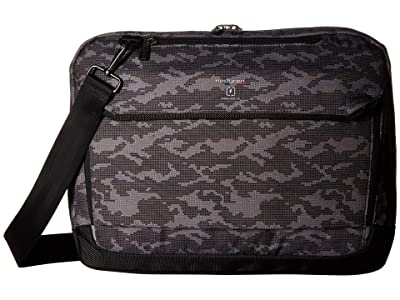 Hedgren Hitch Slim Three-Way Briefcase (Camo Print) Briefcase Bags