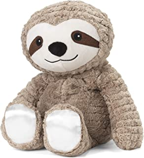 Intelex My First Warmies Microwavable French Lavender Scented Plush, Sloth