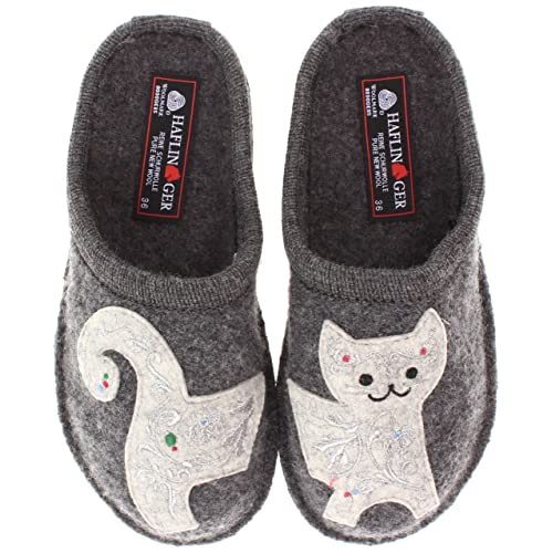 """Bean Women's """"day Break Scuffs"""" Red/gray Wool Mule Slippers Size 10m New Strong-Willed L.l Slippers Clothing, Shoes & Accessories"""