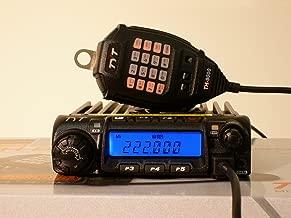TYT TH-9000D Mobile Car 60W Amateur Ham Radio Transceiver, 220-260MHz, 200CH, 8 Scrambler, Black