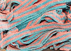 sour power cotton candy belts