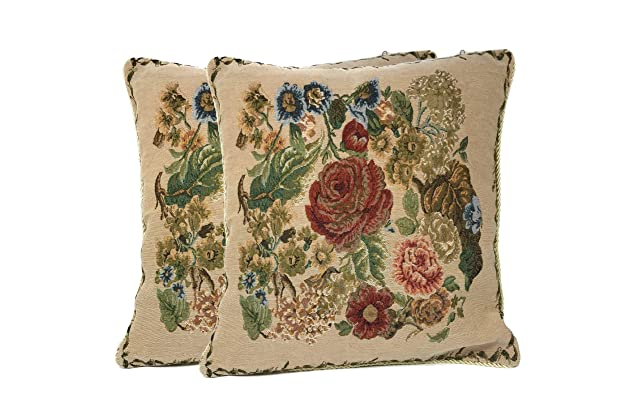 Excellent Best Floral Throw Pillows For Couch Amazon Com Ocoug Best Dining Table And Chair Ideas Images Ocougorg