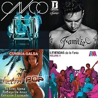 Uptempo Latin Music