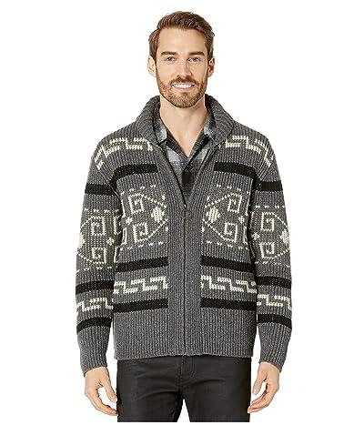 Pendleton Original Westerley Sweater (Grey/Black) Men