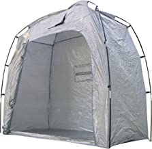 Bravindew Bicycle Shed Motorcycle Bike Protective Waterproof portable Lightweight Outdoor Storage Tent Space Saving Garden Lawn Patio Backyard Pool Tools Storage Shed CoversFor Camping,Travelling,Tou