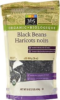 365 Everyday Value Organic Dried Black Beans, 16 oz