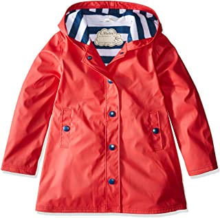Hatley Splash Jackets Chaqueta Impermeable para Niñas