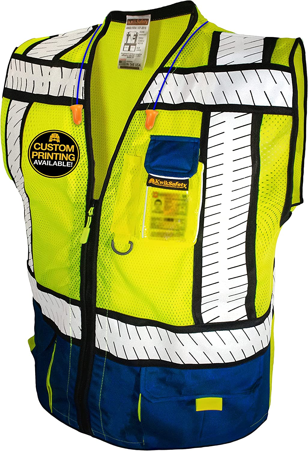 SPECIALIST SHERIFF FAMILY FBA Max 85% OFF Class 2021new shipping free shipping Fishbone Hi 2 Visibility