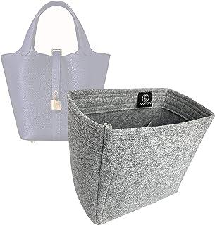 7a48f735af Zoomoni Hermes Picotin 18 Bag Insert Organizer - Premium Felt (Handmade/20  Colors)