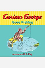 Curious George Goes Fishing Kindle Edition