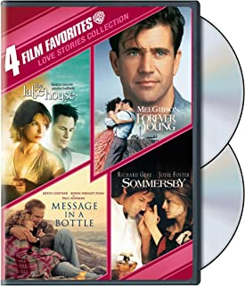 4 Film Favorites: Love Stories (Forever Young, The Lake House, Message in a Bottle, Sommersby)