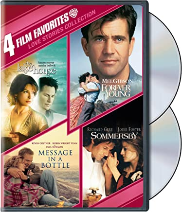 Love Stories Collection (The Lake House / Forever Young / Message in a Bottle / Sommersby)