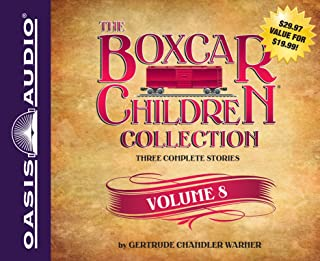 The Boxcar Children Collection Volume 8: The Animal Shelter Mystery, The Old Motel Mystery, The Mystery of the Hidden Painting (Boxcar Children Mysteries)